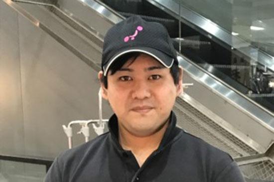田島さん(30歳・男性)